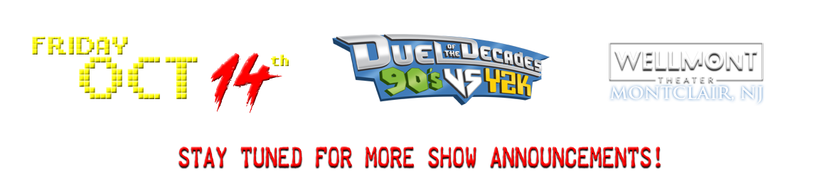 Duel of the Decades live in concert!